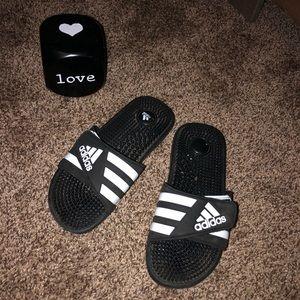 Lightly worn adidas sandal